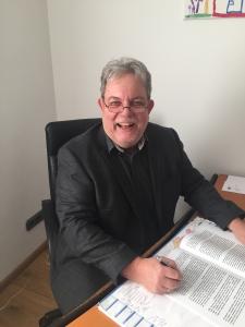 1. Vorsitzender Martin Schäfer
