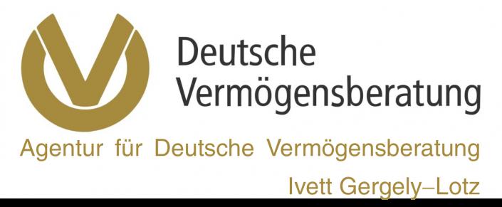 Deutsche Vermögensversicherung Ivett Gergely-Lotz